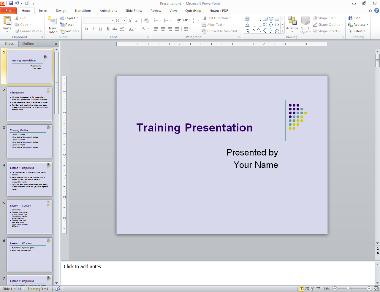 prezi style powerpoint template image collections - templates, Modern powerpoint